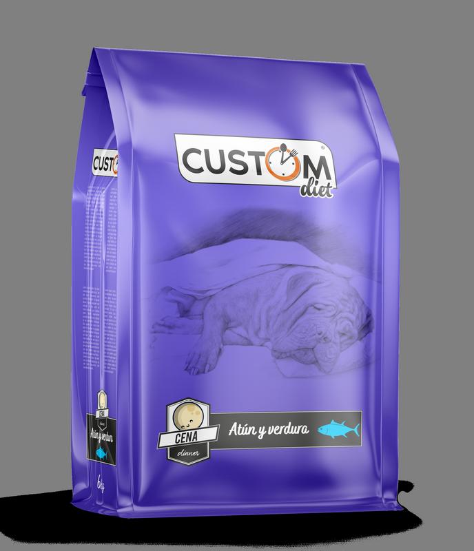 Custom Diet Atún y verdura