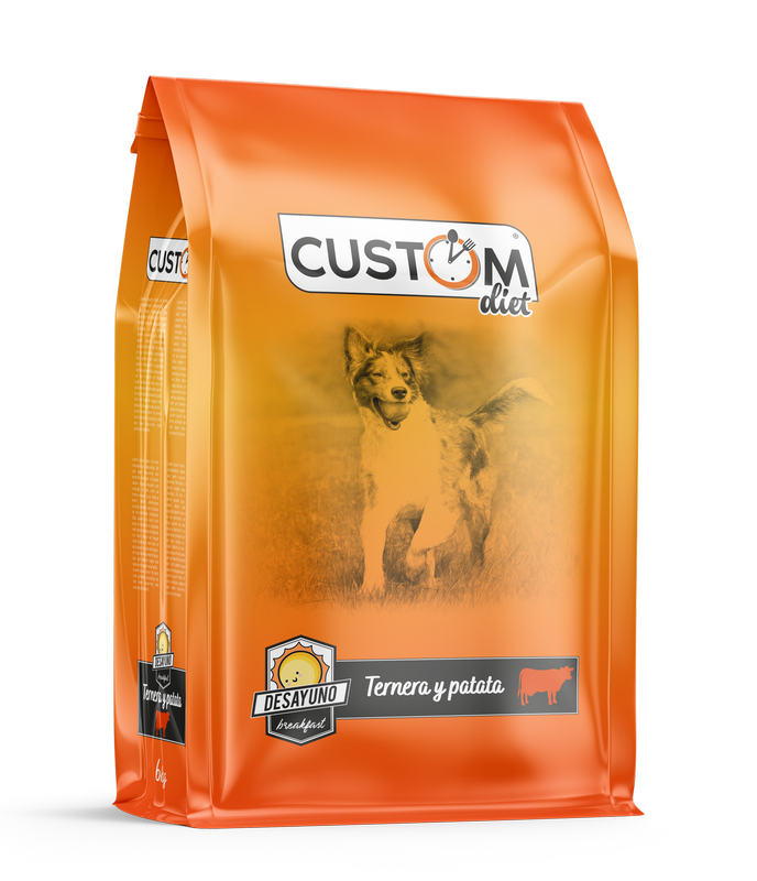 Custom Diet Ternera y patata